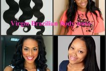 Brazilian Hair Extensions / quality virgin human hair. www.venyhair.com
