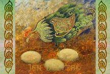 Celtic Imagery / by D. D. Falvo