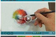 Tutoriales de pintura