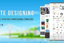 Website Banner design / unique and creative website banner design