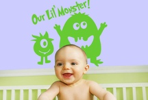 You Little Monster Nursery!!!