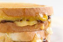 Sandwiches / by Ann ReeRee Ficarro