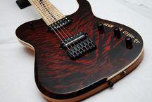 Black Water Guitars