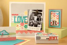 Close To My Heart / Scrap booking, stamping, card making