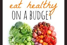 Eating Healthy on a Budget / by UT Tyler Student Money Management