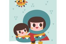 Poster & Arte per bambini