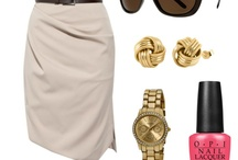 Work outfits / by Danielle Ulm
