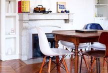 MIX IT UP / Mixing traditional furniture with modern design
