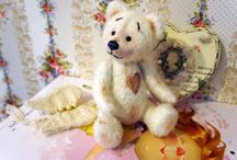 Pattern Teddy bear