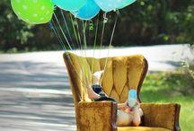 Greyson's first birthday