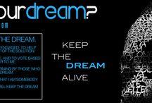 #WhatsYourDream / www.YourDreamYourPledge.com
