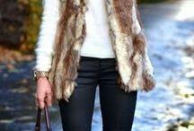 Mi ropa de invierno