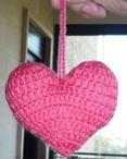 crochet valentijn