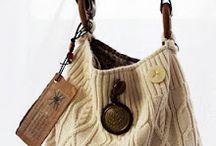 pletená taška