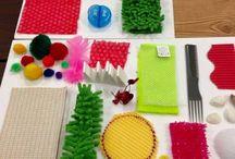 montessori sensors activities
