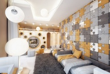 wall covering / by roozbeh hoseinzadeh