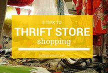 Thrifty is nifty! / Tips for saving money