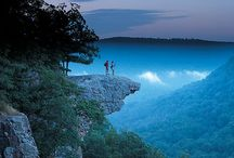 Arkansas Backcountry Camping / A wish list of backcountry spots in Arkansas. Did we miss something? Let us know at info@bushsmarts.com