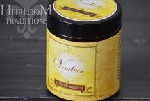 Venetian Texture Medium