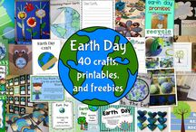 Earth day / by Tracey Brechner
