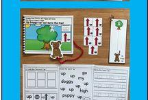 Core Vocabulary Activities