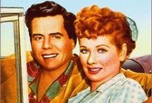 I, love Lucy / by Sharon Freaney White