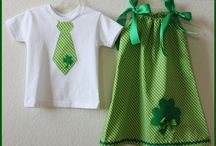 Outfit Ideas for A & H / Ideas for the kiddos, so they don't get lost in messages.