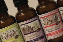 "Oil-ganics™ / All the Latest in Natural Oil ""Essentials""!"