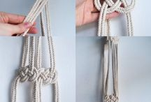 macrame and jewellery