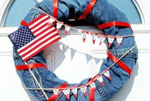 Patriotic Projects and DIY