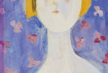 Anna Margit / Anna Margit  festményei