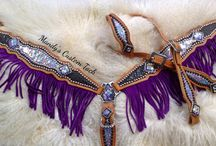Bling tack / Bling tack items for horses and ponies