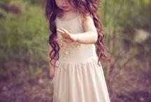 Sweet little girls dresses