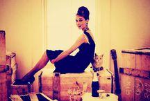 Audrey Hepburn / by Lacy Ann