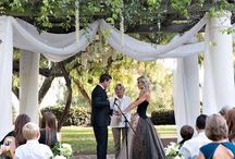 Presidio Park Wedding - Private Home
