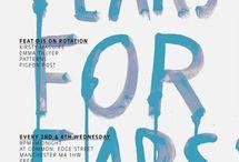 Type posters / by Marte Teigen