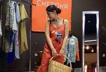 CHEROKA бренд одежды российских дизайнеров