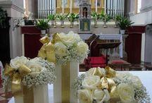 dekoracje -ślub