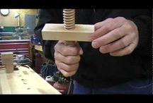 Trabalhos de madeira