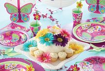 Butterfly Sparkle Party Decorations