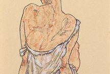 Egon Schiele  / by Cezar-Nelu Mitran