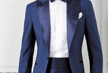 Groom Style Inspiration / Great inspiration on this board for grooms-to be: stylish tuxedos, traditional & colored groom outfits...