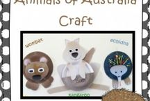 Australian resources / Teaching resources about Australia.