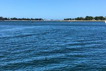 Steven Cox Instagram Photos Good day to be out on the water! #ToddsBirthday #Sandiego