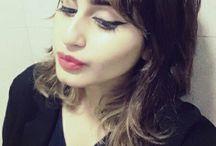 My work @makeupbysanyakalra