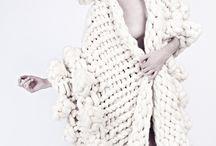 Bold knitting / Bold is beautiful