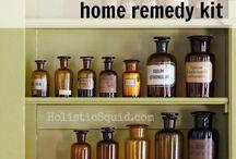 Natural Remedies / by Kim Brown