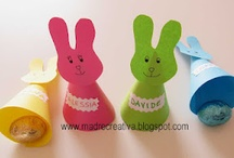 "Linky Party ""Easter & Spring Inspired Ideas"""