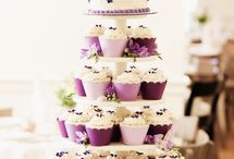 wedding cupcakes tower idea