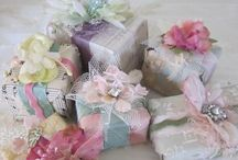 Parties to Celebrate / All wrapped up and tied with a bow! / by Debbie Harris